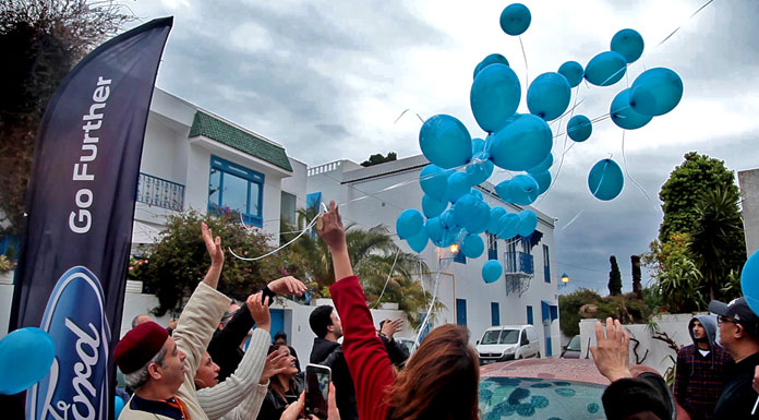 Alpha Ford rend hommage au grand peintre Hedi Turki