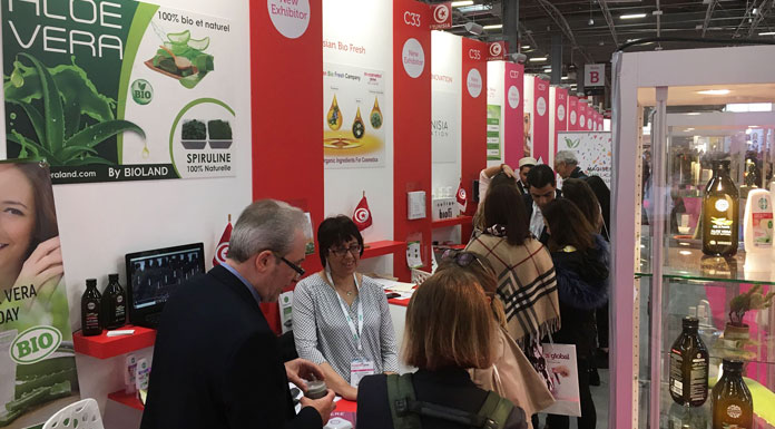 CEPEX au salon In-Cosmetics Global à paris