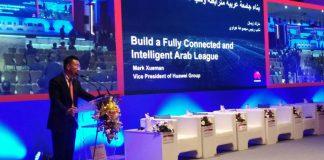 Huawei au forum de coopération sino-arabe