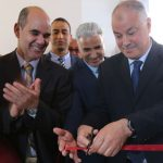 Inauguration laboratoires informatiques ATB