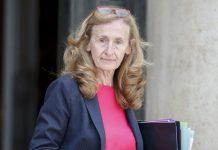 Nicole Belloubet en déplacement en Tunisie