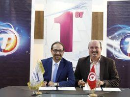 Partenariat entre Topnet et Be Wireless Solutions