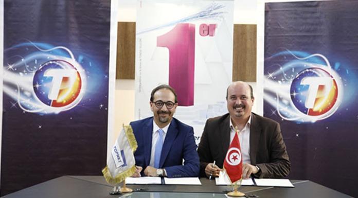 Topnet, le leader du marché de l'internet en Tunisie et Be Wireless Solutions (BWS), pionnier du développement de solutions Internet Of Things...