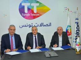 Partenriat entre Tunisie Telecom, Sotetel et Soroubat
