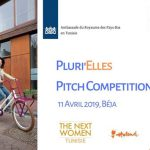 The Pluri'Elles Pitch Competition