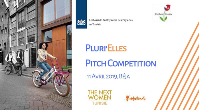 The Pluri'Elles Pitch Competition
