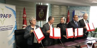 AFD partenariat franco-tunisien pour une insertion des diplômés de la formation professionnelle