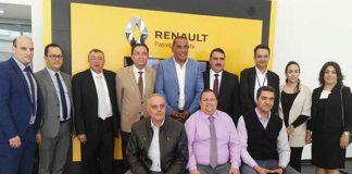 ARTES agence Renault à Sidi Hassine Sijoumi