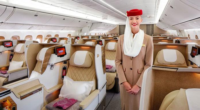 Emirates nouveau Boeing 777-200LR