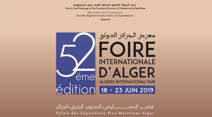 Foire Internationale d'Alger 2019