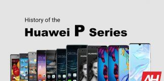 Huawei Série-P