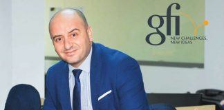Imed Ammar CEO Gfi Tunisie