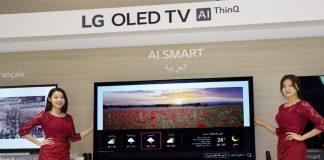 LG téléviseur intelligent