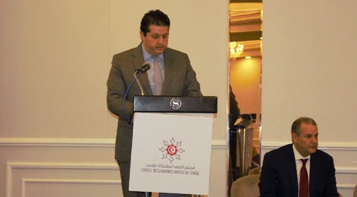 Omar El Behi Forum Economique sur l'adhésion de la Tunisie au COMESA
