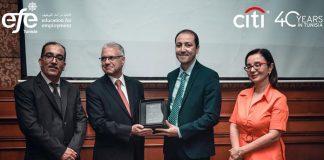 Partenariat entre la Fondation EFE-Tunisie et la Fondation Citi