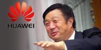 Ren Zhengfei fondateur de Huawei