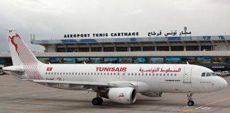 Tunisair terminal 2 aéroport de Casablanca