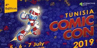 Comic Con Tunisia 2019