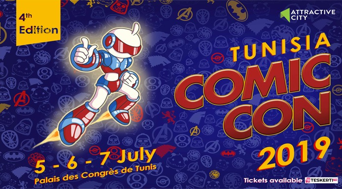 Comic Con Tunisia 2019