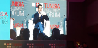 Jeremy Hodara au Tunisia Investment Forum