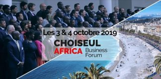 Lancement du Choiseul Africa Business Forum