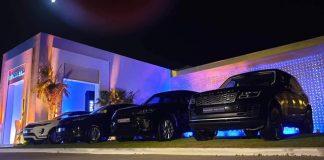 Lancement du nouveau Range Rover EVOQUE