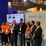 Sanofi Salon VivaTech