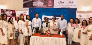 Topnet et le Conseil International des Femmes Entrepreneurs