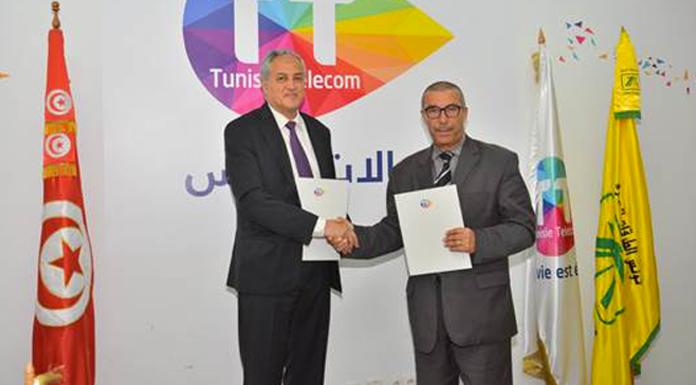 partenariat entre Tunisie Telecom et Tunisie Autoroutes