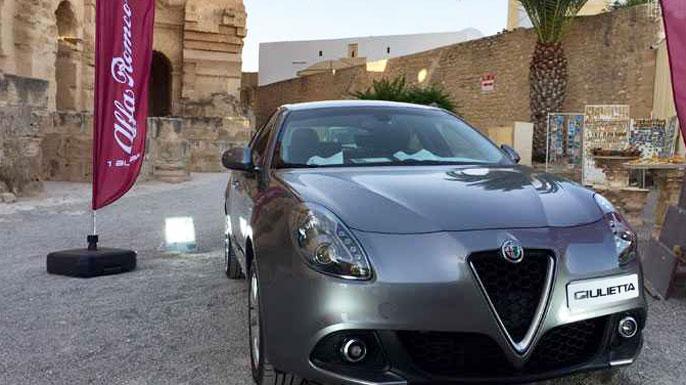 Alfa Romeo Festival international de musique symphonique d'El Jem