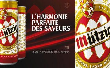 Bière Mützig produit de l'année 2019