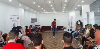 Des ateliers de formation aux jeunes (CYM Training)