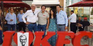 KFC centre Manar City