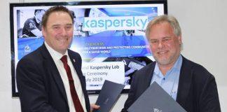 Kaspersky et INTERPOL