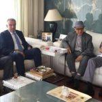 M Tarak Cherif et M Fahd Abderrahmane Almoajjal