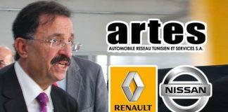 Mustapha Ben Htira DG du groupe Artes