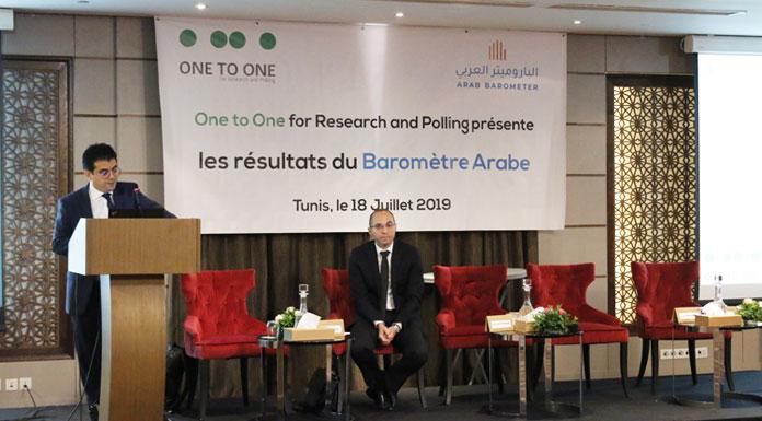 One To One les résultats du baromètre arabe