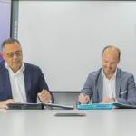 Signature de Convention entre l'ELIFE, l'AFD et la FTD