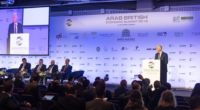 TBCC au premier Sommet Economique Arabo-Britannique