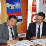 Tunisair et Amadeus