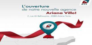 BTL Agence Ariana