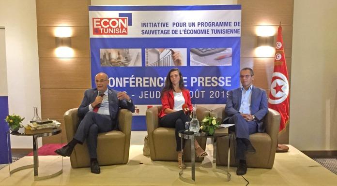 ECON4Tunisia plan de sauvetage économique