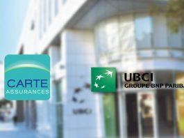 Le Groupe CARTE et l'UBCI