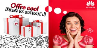 Offre Cool lel Back to School by Huawei
