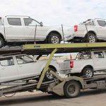 Peugeot exportation Pick Up Côte d'Ivoire
