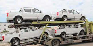 Peugeot exportation Pick Up Côte d'Ivoire