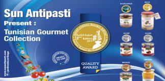 Sun Antipasti Concours National des Produits du Terroir Tunisien