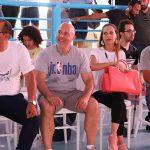 Visite de la délégation de la ligue Américaine Professionnelle de Basket-ball en honneur du joueur international tunisien Salah Mejri