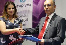 convention entre l'Université Centrale et Keeplyna