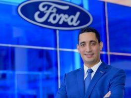 Achraf El Boustani Ford